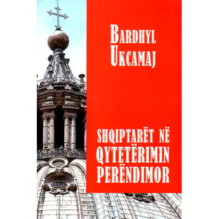 Shqiptaret ne qyteterimin perendimor, Bardhyl Ukcamaj