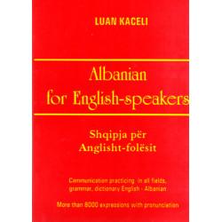 Albanian for English-speakers / Shqipja per Anglisht-folesit