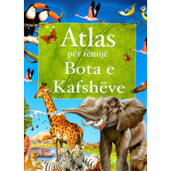 Atlas per femije - Bota e Kafsheve