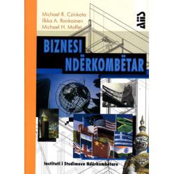 Biznesi Nderkombetar, Czinkota, Ronkainen, Moffet