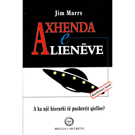Axhenda e alieneve, Jim Marrs