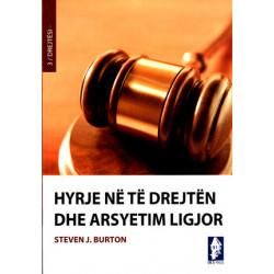 Hyrje ne te drejten dhe arsyetim ligjor, Steven J. Burton