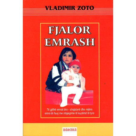 Fjalor emrash, Vladimir Zoto
