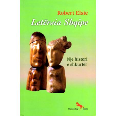 Letersia shqipe: nje histori e shkurter, Robert Elsie