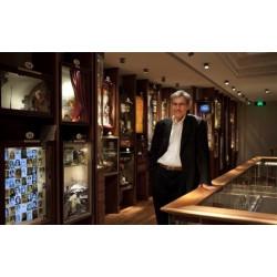 Muzeu i pafajesise, Orhan Pamuk