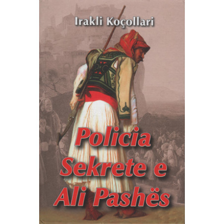 Policia Sekrete e Ali Pashes, Irakli Kocollari