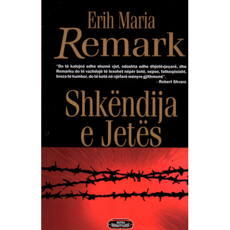 Shkendija e Jetes, Erih Maria Remark