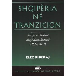 Shqiperia ne tranzicion, Elez Biberaj