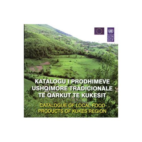 Katalogu i Prodhimeve Ushqimore Tradicionale te Qarkut te Kukesi