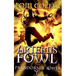 Artemis Fowl 6, Paradoksi i Kohes, Eoin Colfer