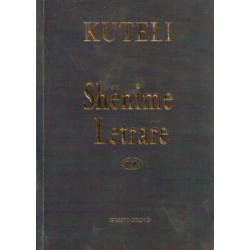 Shenime Letrare, Mitrush Kuteli