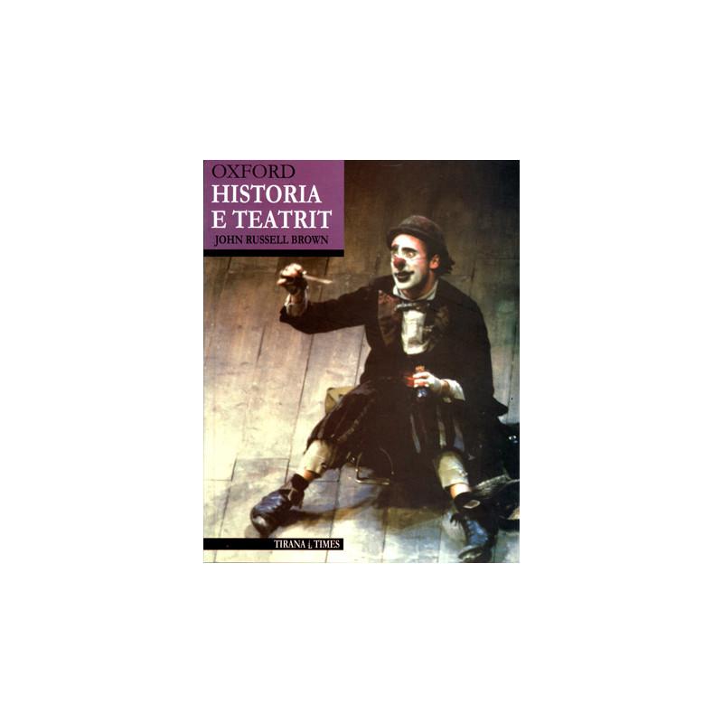 Oxford - Historia e teatrit, John Russell Brown