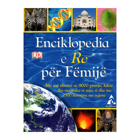 Enciklopedia e Re per Femije