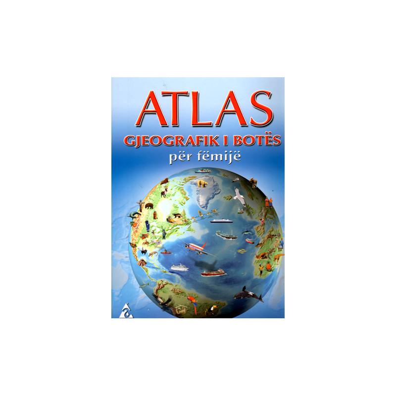 Atlas gjeografik i botes per femije, Enciklopedi per femije