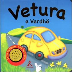 Vetura e verdhe, Liber me tinguj per femije