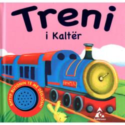 Treni i kalter, liber me tinguj per femije