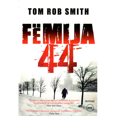 Femija 44, Tom Rob Smith