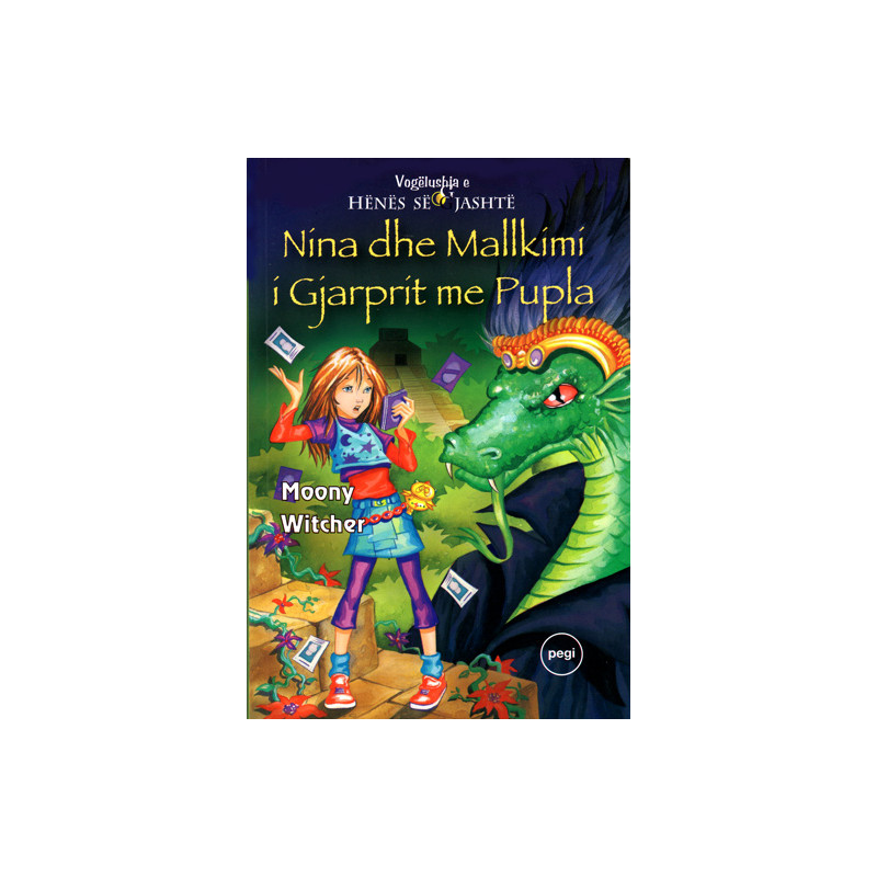 Nina dhe Mallkimi i Gjarprit me Pupla, Moony Witcher