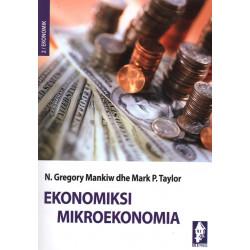 Ekonomiksi, Mikroekonomia, N. Gregory Mankiw, Mark P. Taylor