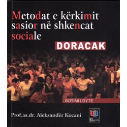 Metodat e kerkimit sasior ne shkencat sociale, Aleksander Kocani