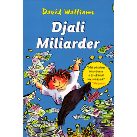 Djali miliarder, David Walliams