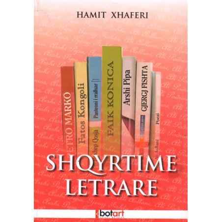 Shqyrtime letrare, Hamit Xhaferi