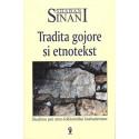 Tradita gojore si etnotekst, Shaban Sinani