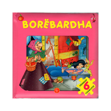 Borebardha, liber me formuese