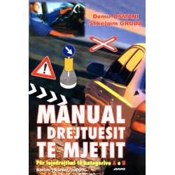 Manual i drejtuesit te mjetit, Demir Osmani, Shkelqim Gruda