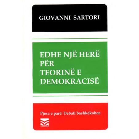 Edhe nje here per teorine e demokracise, Giovanni Sartori