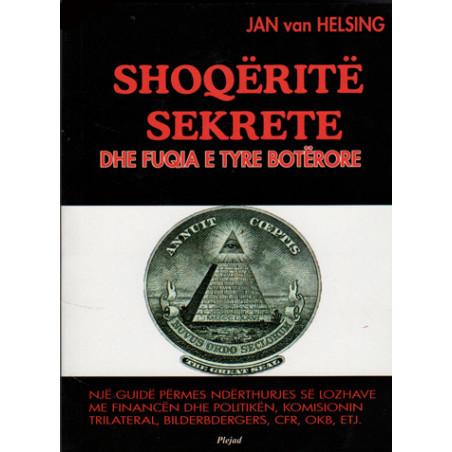 Shoqerite sekrete dhe fuqia e tyre boterore, Jan van Helsing