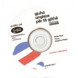 Gjuha angleze per te gjithe Audio CD
