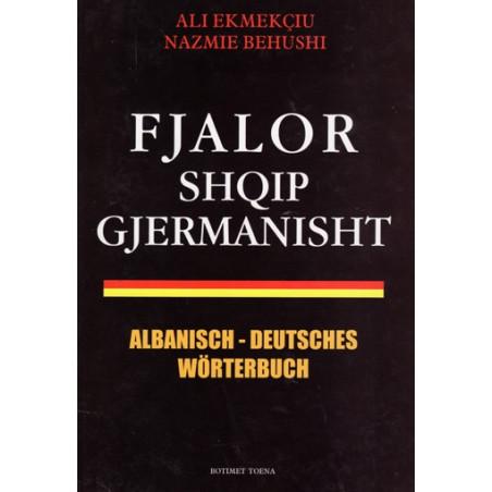 Fjalor Shqip - Gjermanisht, Ali Ekmekciu, Nazmie Behushi