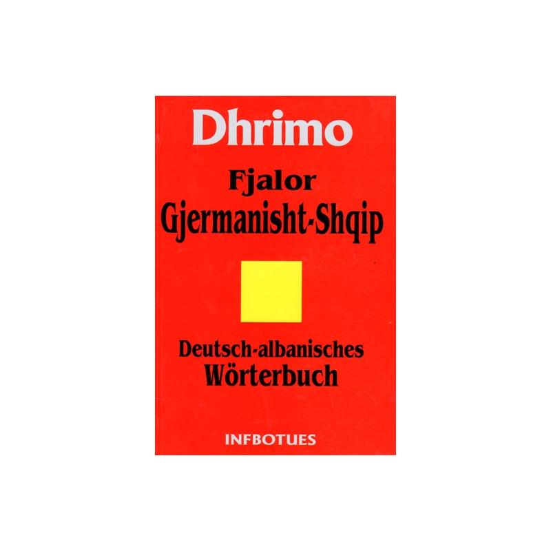 Fjalor Gjermanisht - Shqip, Ali Dhrimo