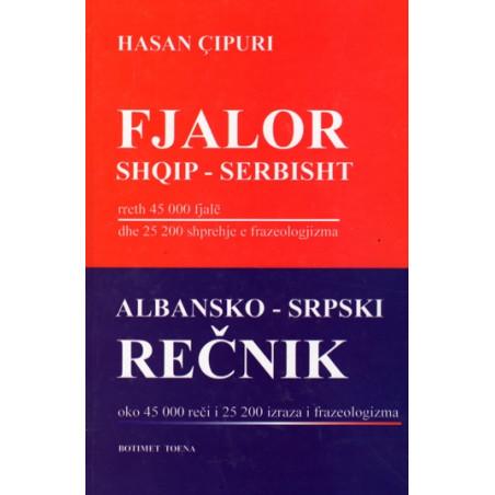 Fjalor Shqip - Serbisht, Hasan Cipuri