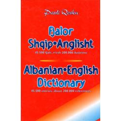 Fjalor Shqip - anglisht, Pavli Qesku
