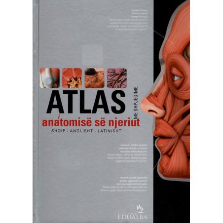 Atlas i anatomise se njeriut, shqip-anglisht-latinisht