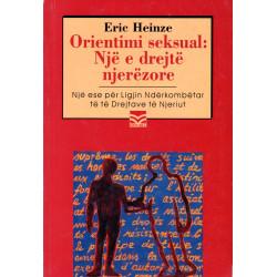 Orientimi seksual, një e drejtë njerëzore, Eric Heinze
