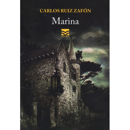 Marina, Carlos Ruiz Zafon