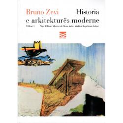Historia e arkitektures moderne, vol. 1, Bruno Zevi