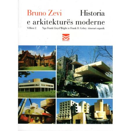 Historia e arkitektures moderne, vol. 2, Bruno Zevi