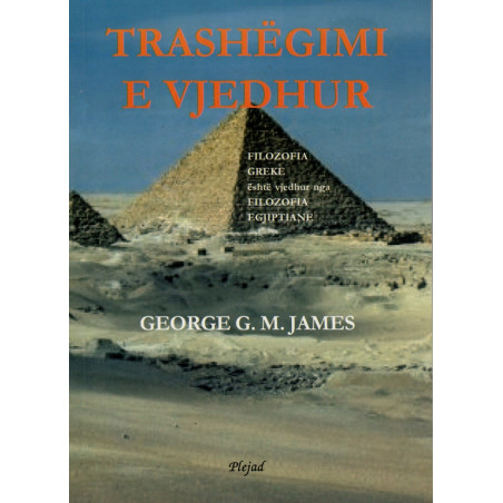 Trashegimi e vjedhur, George G. M. James