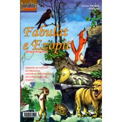 Fabulat e Ezopit (ne shqip dhe anglisht), Ezopi