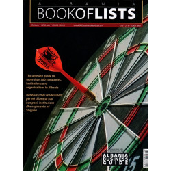 Book of Lists, Albania Business Guide
