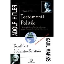 Testamenti Politik, Adolf Hitler