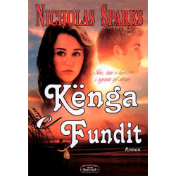 Kenga e Fundit, Nicholas Sparks