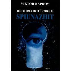 Historia boterore e spiunazhit, Viktor Kaprov
