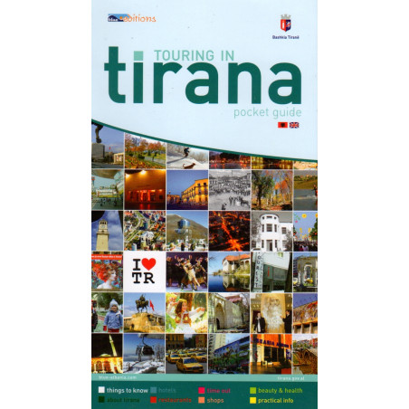 Touring in Tirana, pocket guide