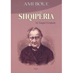 Shqiperia në Turqine Evropiane, Ami Boue