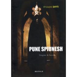Pune spiunesh, Xhovani Shyti